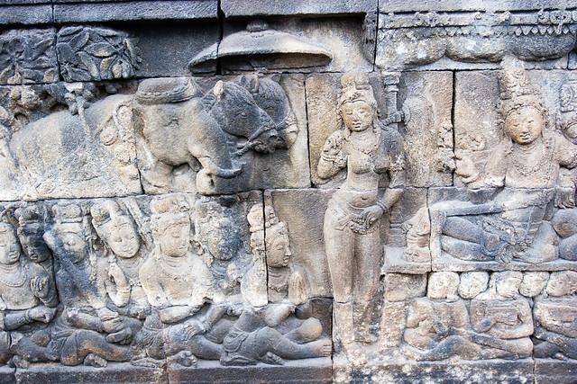 Borobudur sunrise experience the largest buddhist temple
