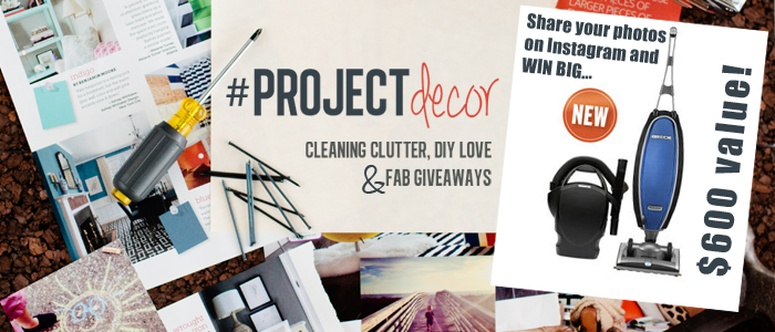 #PROJECTdecor prize