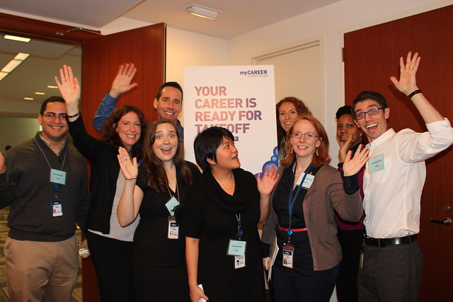 JetBlue's 2012 Internal Career Fair and EXPO