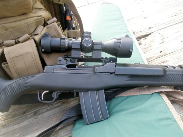 mini 14 scope mount ruger forum