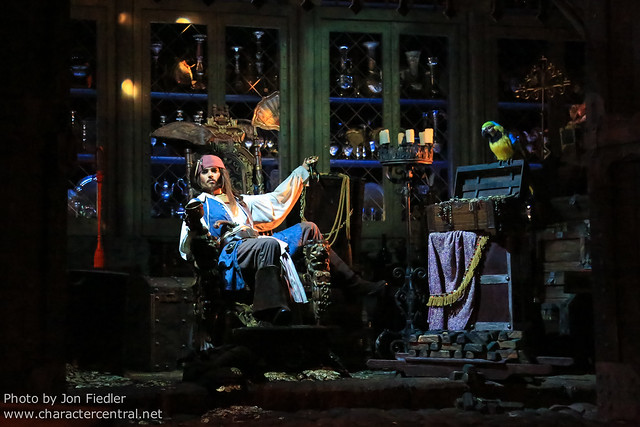 WDW Sept 2012 - Pirates of the Caribbean