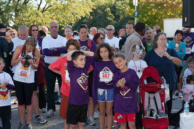 Eighth Annual Race for Our Kids