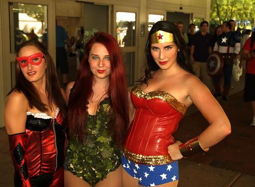 "Metal Chris's ""DC Women"" modified using The GIMP by jason_froebe"