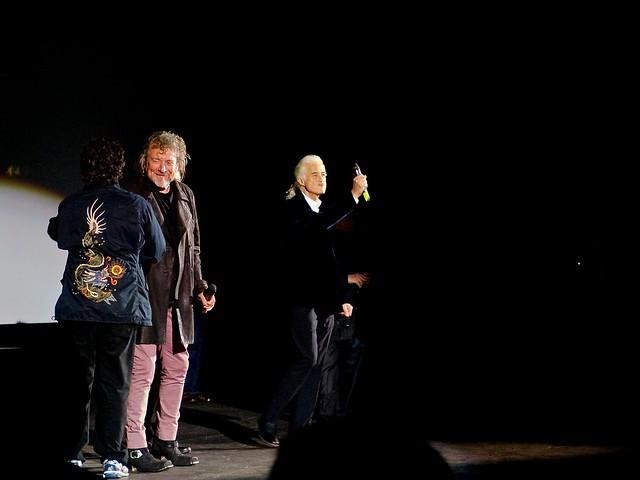 Led Zeppelin Celebration Day UK Premier