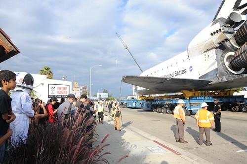 Space Shuttle Endeavour 10-12-12