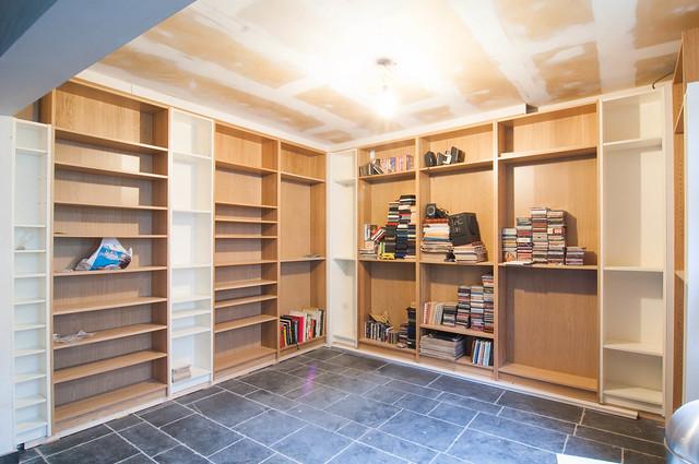 Bibliotheek tijdens (2)