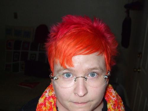 orange pink pink orange