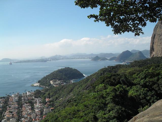 More views from Morro da Urca