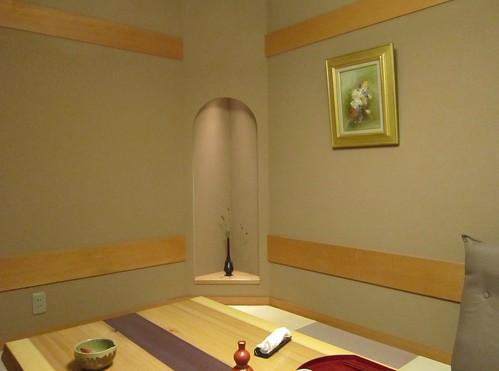 「柚の花」の個室 2012年10月10日 by Poran111