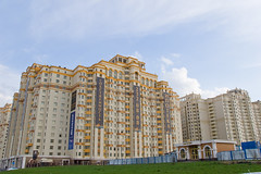 Dominion new residential area complex