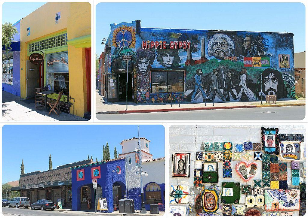 4th Avenue Tucson Arizona