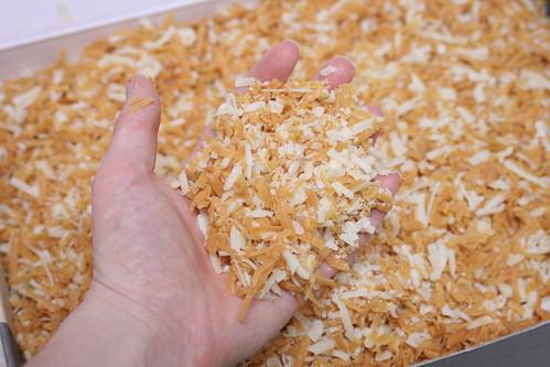 Shredded Soap ~ Batch Gone Rancid