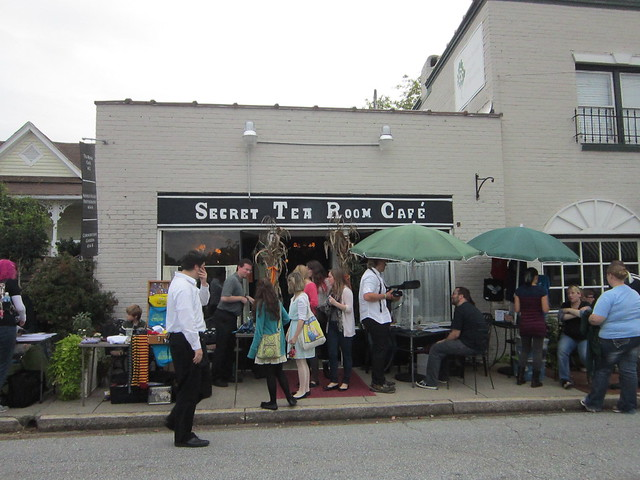 Wizard Tea Rooms To Rose And Crown Algreave