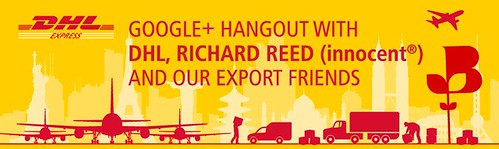 Google Hangout with Richard Reed