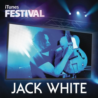 Jack White - iTunes Festival London