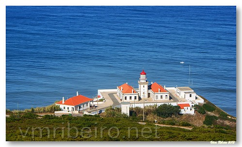 Farol do Cabo Mondego by VRfoto