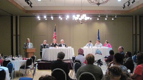 Newsmaker Luncheon: Lessons Learned from Oak Creek at the Oak Creek Community Center.