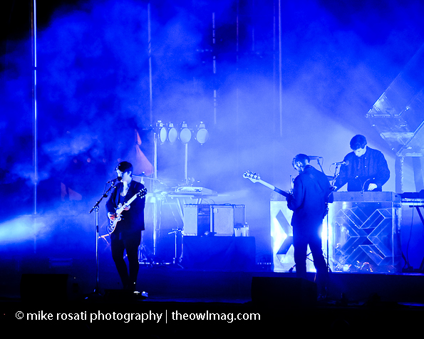 THE XX - TI Fest'12 -0975
