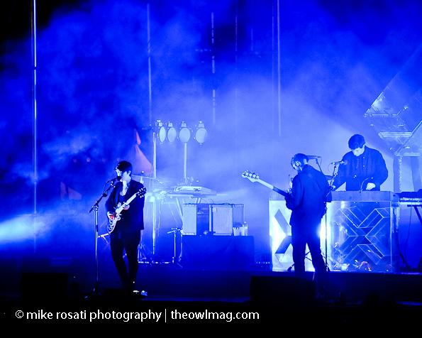 THE XX - TI Fest'12 -0975