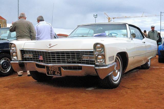 General Motors Cadillac Coup De Ville Usa 1967