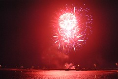 Crescent City's Fourth of July Fireworks Display: 2010
