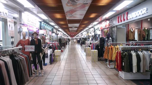 濟州市中央地下街