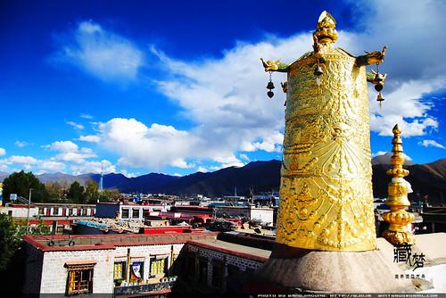 8102245794 da817ed534 藏梦●追寻诺亚方舟之旅:神秘藏传佛教   王佳冬个人博客