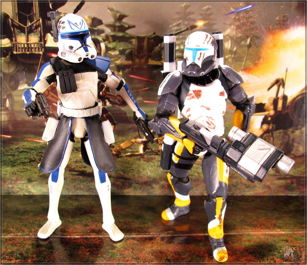 Star Wars Clones Phase 1 Star Wars The Clone Wars Phase