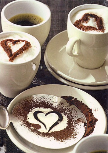 Hearts in your Coffee