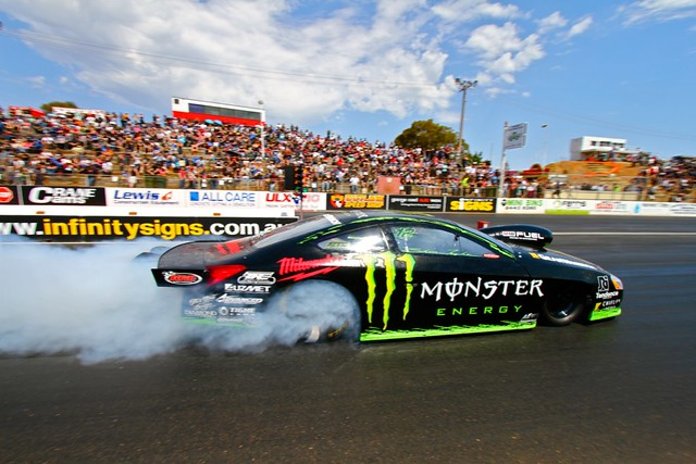 ANDRA Drag Racing Series from Adelaide International Raceway October 20