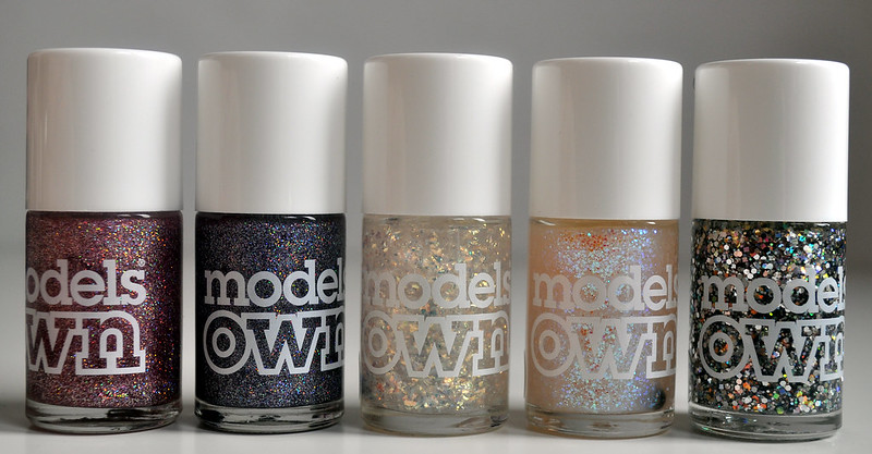 models own nail polishes 6