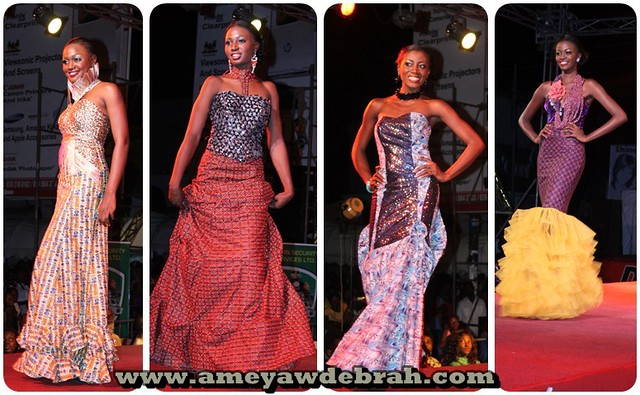 8108370780 54df52af64 z Fashion meets beauty and music as Miss Ghana holds street fashion show on Osu Oxford Street