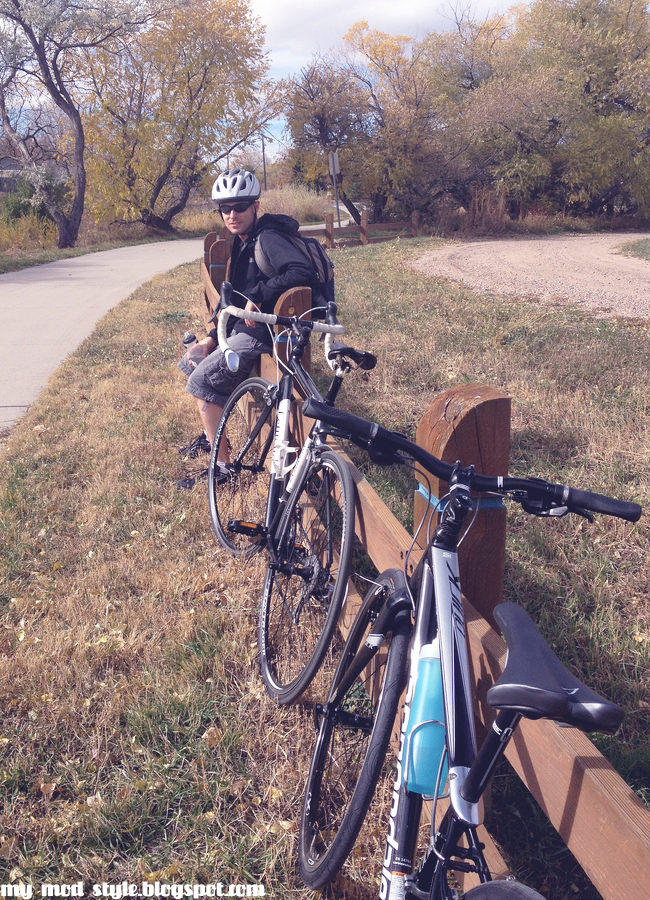 Biking Oct 20 2012 1