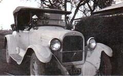 French Folland's 2nd car 1923 Dodge
