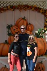 Happy Haunts Tour Disneyland Fall 2012