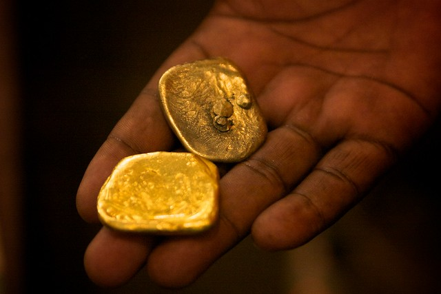 Gold comparison