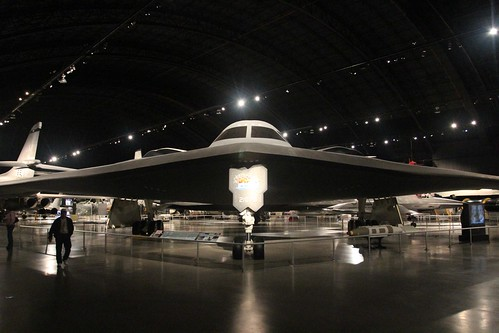 Day 78: National Air Force Museum in Dayton, Ohio.