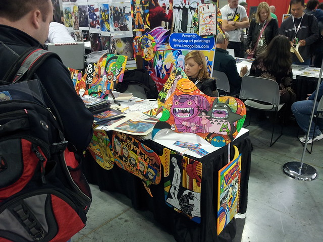 New York Comic Con Dealers Room