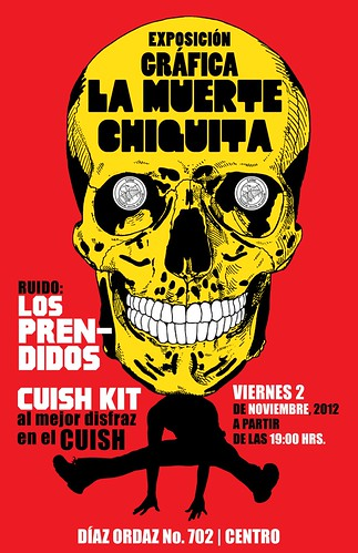 Cuish Muertos 2012