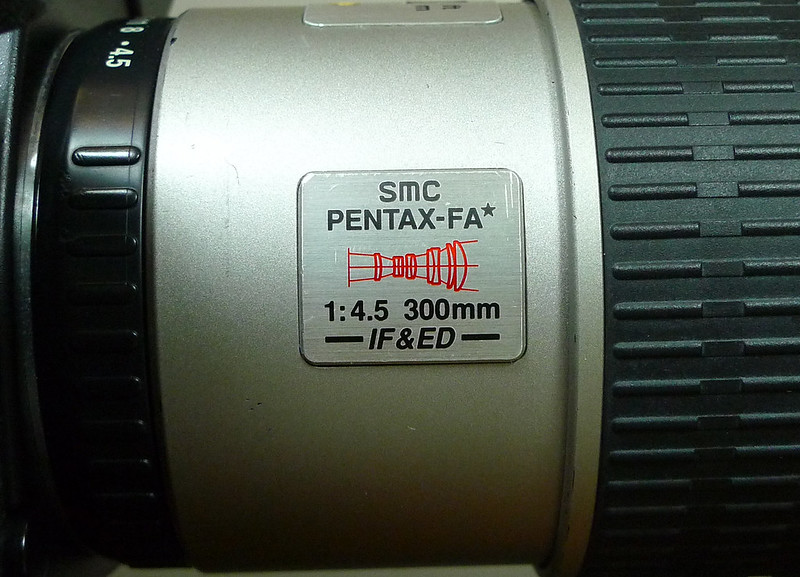SMC FA* 300mm F/4.5 實拍