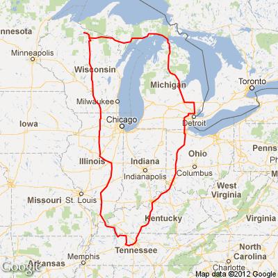 2012 BIG TRIP