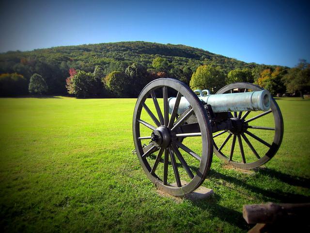 kennesaw mountain battlefield