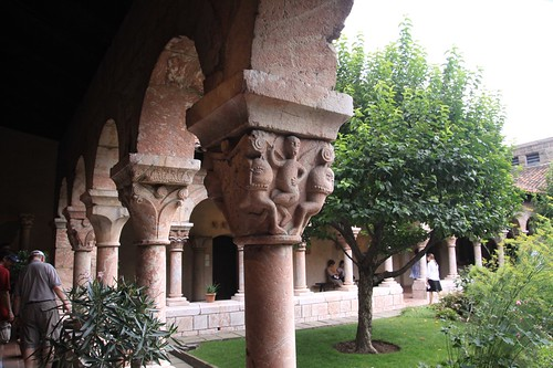 The Cuxa Cloister
