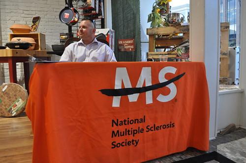Multiple Sclerosis Fundraiser