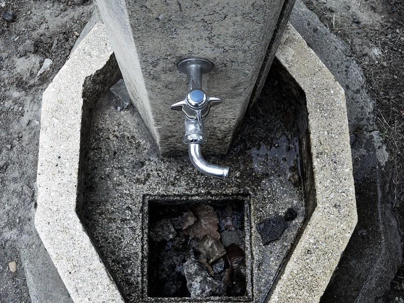 水道 水分補給