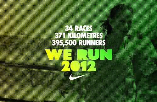 Nike We Run 2012