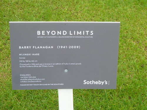 Beyond Limits ~ 2012 ... exhibit number 15