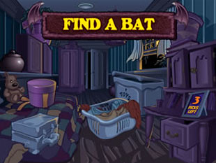 Boogie Monsters Fat Bat Bonus Game