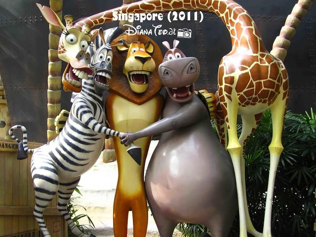 Day 2 Singapore - Universal Studio 23