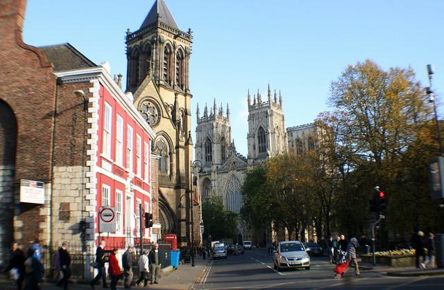 Museum Street, York, England